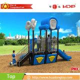 Parque Infantil exterior Toy Deslize Kids Dream Xiangyun House Serise