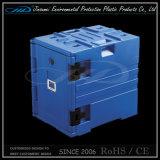 Rectángulo al aire libre portable vendedor caliente plástico del refrigerador de la incubadora