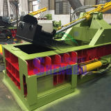 Давление машины стального провода барабанчиков металлолома тюкуя