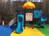 활주를 가진 고아한 작풍 아이들 공원 게임