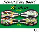 [س] شهادة جدية طفلة 2 عجلة لوح لوح التزلج