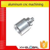 Cubierta de aluminio al por mayor del sostenedor LED de la lámpara de la pieza LED del CNC que trabaja a máquina