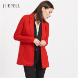 Blazer Suit Long Vest Office Femme Veste