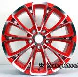 18 polegadas Alloy Car Rims Hub de rodas de alumínio para Audi