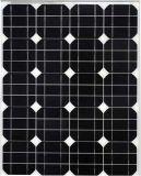 Panneau solaire mono de la haute performance 100W pour le panneau solaire solaire du système d'alimentation 100W