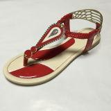Signora piana Women Sandal del tallone di alta qualità