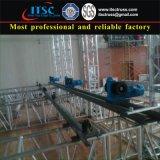 アルミニウム段階のトラス6柱12X6mの平屋根の製造者