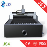 Frame verde de Jsx3015D com a máquina do laser da fibra dos acessórios de Alemanha