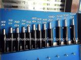 Calor personalizado especial profissional da mola de gás 240mm da cadeira do escritório - mola de gás tratada para a cadeira do escritório e a cadeira da barra