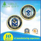 Zubehör-ficht kundenspezifisches Qualitäts-Militär Münzen an