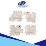Parentesi di ceramica ortodontica - base delle scanalature