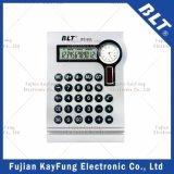 Un calcolatore da tavolino delle 12 cifre con l'orologio per la promozione (BT-912)