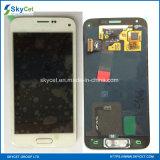 Le téléphone cellulaire partie le plein affichage à cristaux liquides d'original pour la galaxie S5 de Samsung mini