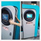 Interfaz de máquina humana para el sistema de la máquina del alimento