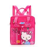Beau sac mignon de fantaisie de sac à main de sac à dos d'élève d'école de fille