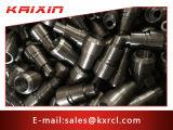 Asta cilindrica dell'acciaio inossidabile di precisione di CNC