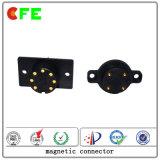 Connecteur à broche magnétique Pogo mâle et femelle