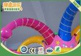 Máquina de juego rotatoria del paseo del Kiddie de la silla del vuelo de 6 asientos para la diversión