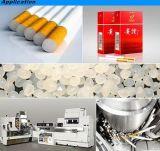 熱い溶解の接着剤はタバコフィルターひっくり返ることのために設計されているべきである