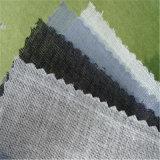 Polyester 100% gesponnenes Taillen-Doppeltes PUNKT schmelzbares Zwischenzeilig schreiben