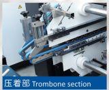 الصين نوعية جيّدة يطوي [غلوينغ] آلة لأنّ ورق مقوّى ويغضّن صندوق ([غك-1200/1450بكس])