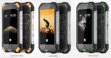 Téléphone mobile imperméable à l'eau du l'Octa-Faisceau 4G Lte de ROM 32GB du RAM 3GB de smartphone de l'androïde 6.0 de Blackview BV6000 4.7 ''