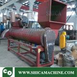 200-300kg/H het Vlekkenmiddel van het Etiket van het Type van lucht voor de Fles van het Huisdier
