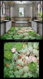 Azulejos del nuevo del estilo de la baldosa cerámica cuarto de baño del suelo y de la pared