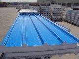 EPS Rockwool 지붕을%s 더 좋은 품질을%s 가진 950/1150의 샌드위치 위원회