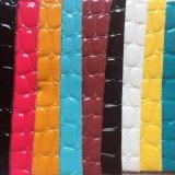 Каменная кожа PVC зерна для делать сумки