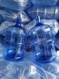Полуавтоматная машина дуновения отливая в форму для бутылки воды 5 галлонов