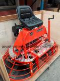 Calcestruzzo Guidare-sul Trowel Gyp-830 di potere con il tipo del motore della Honda Gx390