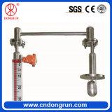 ブイのタンク使用0-20mのための水平なメートルの表示器