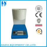 Probador plástico electrónico del índice del flujo del derretimiento