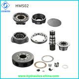 Serie des Poclain Kolben-hydraulische MotorMs02 für Verkauf