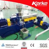 De Machine van de pelletiseermachine van het Samenstellen van pvc Extruder In twee stadia