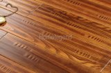 Revestimento de madeira de madeira engarrafada com sementes artesanais / revestimento de madeira dura aquecida