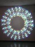 Indicatore luminoso capo mobile completo del fascio del Gobo 7r del doppio di colore di Nj-7r
