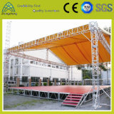 289mmx289mm Éclairage en aluminium Performance Stage Event Spigot Truss Rigging Systems