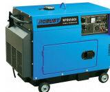 Portable petites roues silencieuses la preuve de son groupe électrogène diesel Groupe électrogène
