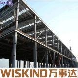 Цена мастерской/пакгауза стальной структуры рамки низкой стоимости светлое
