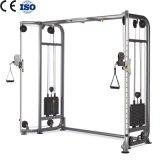 体操の適性装置の調節可能なクロスオーバー強さ機械