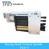 Pz4 + 5 1.7kw 6000ROM Broche verticale de tête d'alésage pour CNC