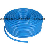 """1/4 """"tubo de la PU para los sistemas del aire, color azul (6.5 * 10m m * 100m"""