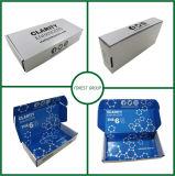 Коробка подарка малого твердого картона складная бумажная упаковывая