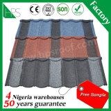 Überzogenes Steinchip-Stahldach-Blätter in Tanzania Kenia/Ghana