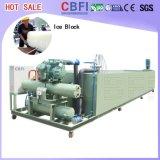 Cbfi best-seller de l'adoption de la bobine de l'évaporateur du tuyau de blocs de glace Maker