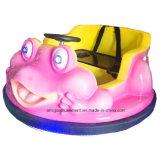 Fiberglas-rosafarbener Frosch-laufendes Auto für Vergnügungspark