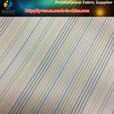 Дешевое изготовление ткани нашивки полиэфира для подкладки (S11.57)
