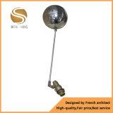 Valvola di galleggiamento d'ottone resistente di vendita calda Dn15